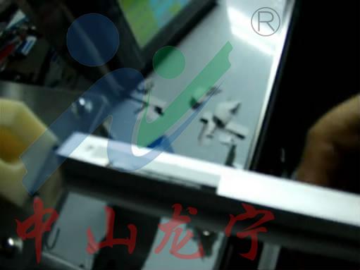 龙宁LED日光灯灯管贴标机