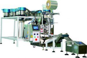 自动五金螺丝配件包装机LN-200